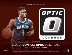 2020-21 Donruss Optic Basketball