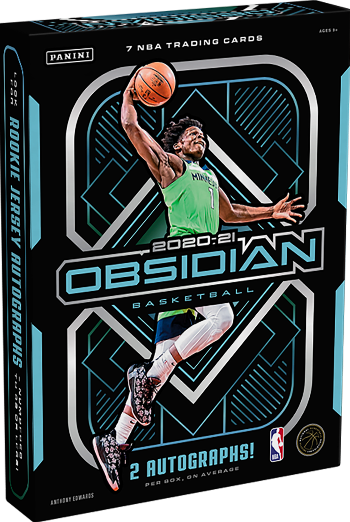 2020-21 Panini Obsidian Basketball