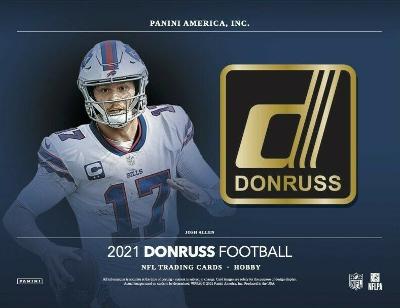 2021 Donruss Football