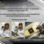 2021 Topps Gold Label Baseball