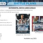2021 Topps Star Wars Battle Plans