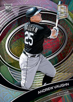 Base Rookie Meta Andrew Vaughn MOCK UP