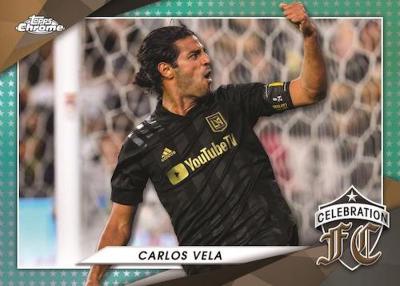 Celebration FC Carlos Vela MOCK UP