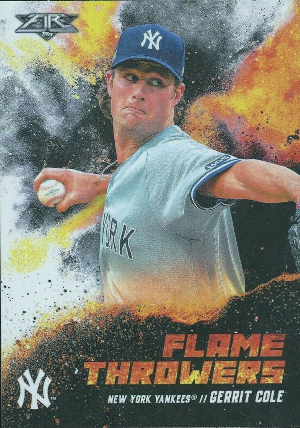 Flame Throwers Gerrit Cole