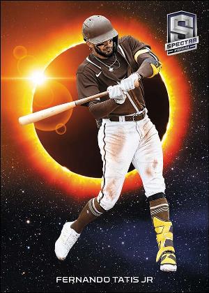 Solar Eclipse Fernando Tatis Jr MOCK UP