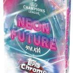 2020-21 Topps Chrome Steve Aoki Neon Future UEFA Champions League
