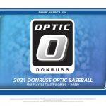 2021 Donruss Optic Baseball