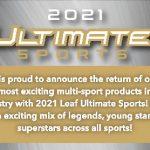 2021 Leaf Ultimate Sports