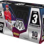 2021 Panini Mosaic Baseball