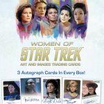 2021 Rittenhouse Women of Star Trek Art & Images