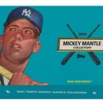 2021 Topps Mickey Mantle Collection