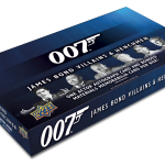 2021 Upper Deck James Bond Villains & Henchmen