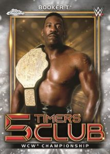 5 Timers Club Booker T MOCK UP