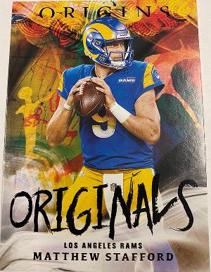 Originals Matthew Stafford